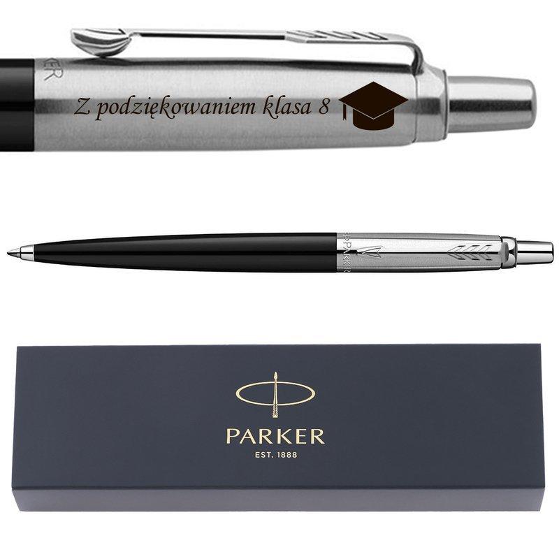 Długopis Jotter Special Czarny Prezent z Twoim Grawerem