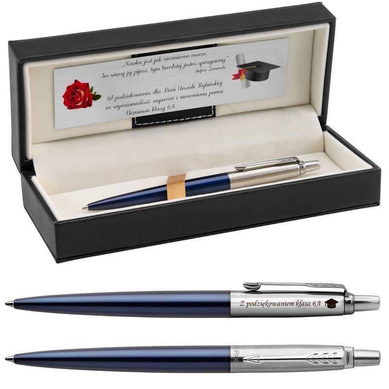 Długopis Parker Jotter CT Royal niebieski z Grawerem