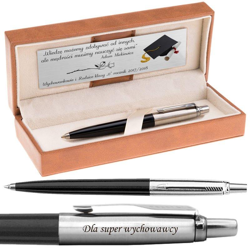 Długopis Parker Jotter Special Czarny Prezent z Twoim Grawerem i Dedykacją
