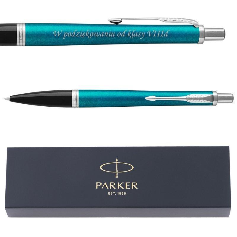 Parker Urban Długopis Vibrant Blue Grawer
