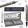 Długopis Parker IM Dark Espresso CT z Grawerem 3