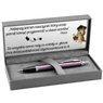 Długopis Parker IM Jasnofioletowy CT z Grawerem 2