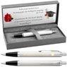 Długopis Parker IM White CT z Grawerem 1