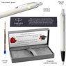 Długopis Parker IM White CT z Grawerem 3