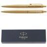 Długopis Parker Jotter XL Monochrome Gold Grawer  1