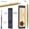 Długopis Parker Jotter XL Monochrome Gold Grawer  4