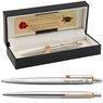 Długopis Parker Jotter stalowy GT Eko Pudełko z Grawerem 1