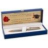 Długopis Waterman Hemisphere stalowy GT z Grawerem 2