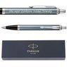 Parker IM długopis Blue Grey CT Grawer 1