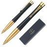 Parker Urban czarny MUTED BLACK GT Długopis Etui Grawer
