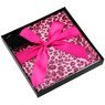 Pudełko na prezent różowa panterka M+ 3
