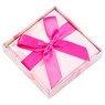 Pudełko na prezent różowe XS 3