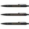 Zestaw Pióro wieczne i Długopis Parker IM Achromatic Czarny z Grawerem 2