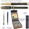 Zestaw Pióro wieczne i Długopis Parker Urban Czarny z Grawerem w Etui 3