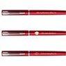 Zestaw Waterman Pióro Długopis Allure Czerwony CT Grawer 4